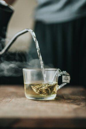 groene thee builtje